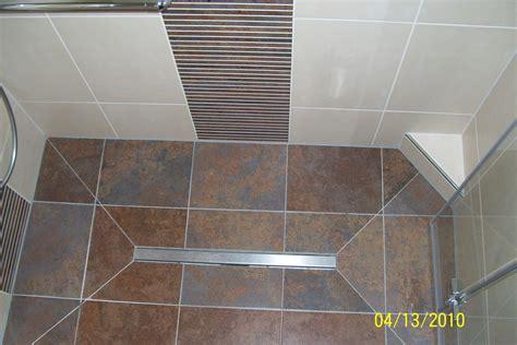 Bodengleiche Dusche Gefalle Berechnen Quadratmeter Badezimmer