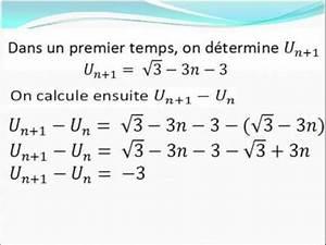 Qu Est Ce Qu Une Loggia : d montrer qu 39 une suite est arithm tique youtube ~ Dode.kayakingforconservation.com Idées de Décoration