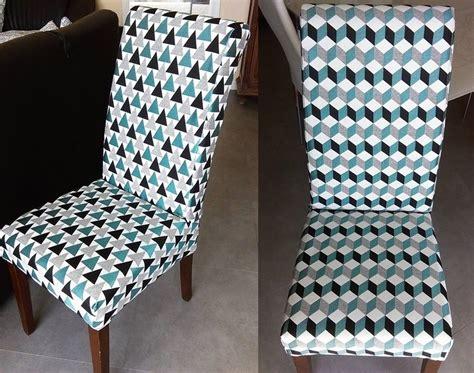 confectionner une housse de chaise housse de chaises je fais moi même