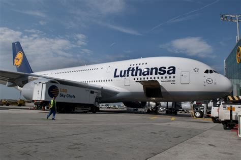 Flights Resume In Miami by Lufthansa Launches Ejournal Approach To Inflight Reading