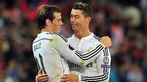 Cristiano Ronaldo and Gareth Bale click ominously into ...