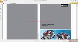 Keygen Autorepairmanuals Ws  Fortwo Benz Smart Car Series 451