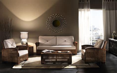 Mobili e arredamento design in bambù e rattan per casa e