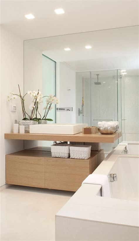 Modern Architecture Bathroom Design by World Of Architecture White Interior Design In Modern Sea