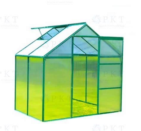 โรงเรือนแคคตัสหลังคาจั่ว - Gable Cactus greenhouse