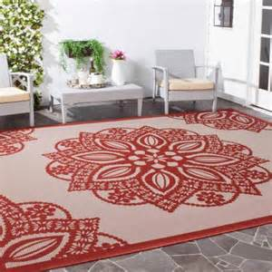 safavieh courtyard millicent indoor outdoor area rug