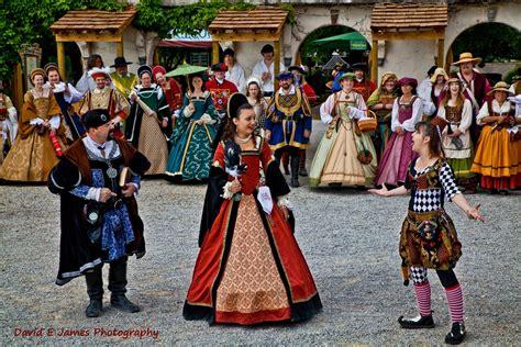 performing company scarborough renaissance festival