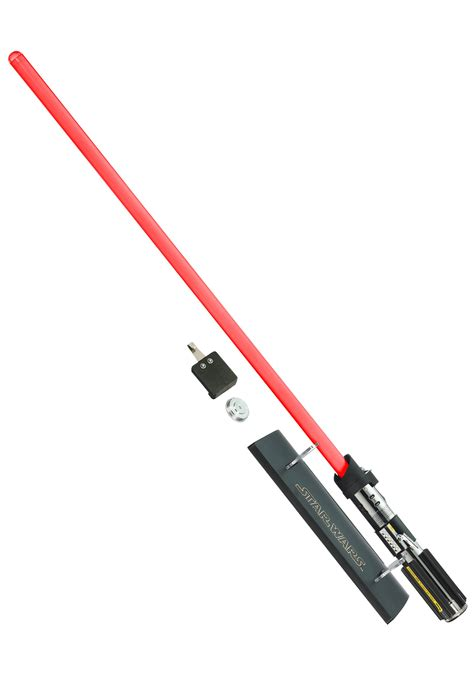 darth vader light saber fx darth vader lightsaber with removable blade ebay