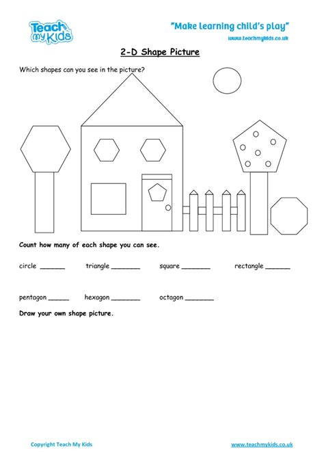 shape measures and fractions 5 7 years tmk education