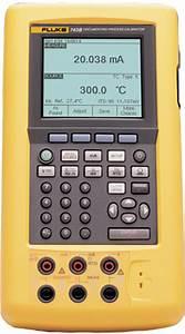 fluke 743b documenting process calibrator electrical With fluke documenting process calibrator