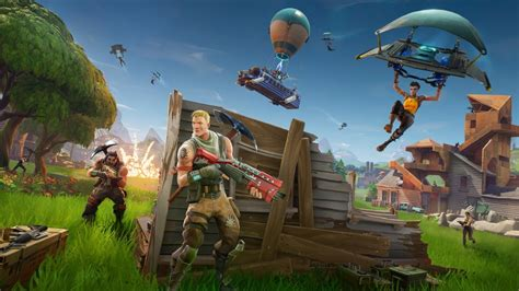 play fortnite battle royale    android