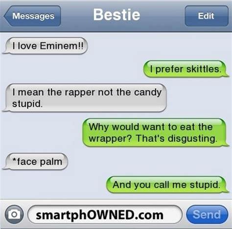 hilarious  date texts     laugh