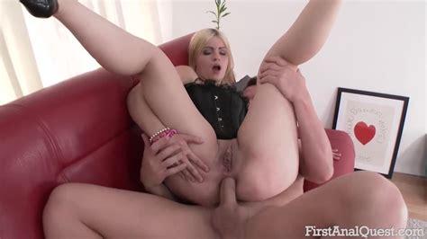 Blonde Hot Ass Slut Mary Adams Loves A Hard Anal Fuck