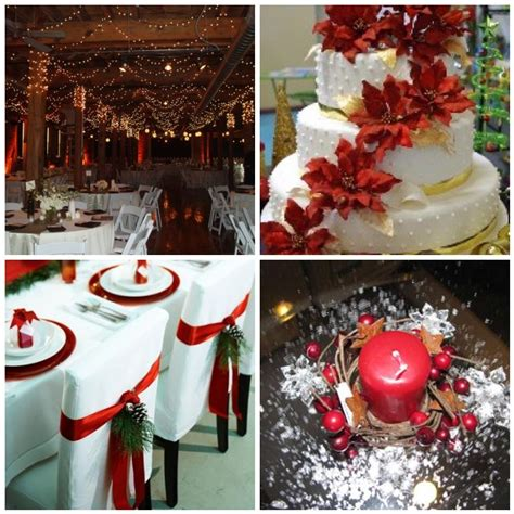 wedding theme christmas in july apropos creations