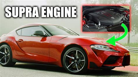 Toyota Supra 2020 Engine by 2020 Toyota Supra Engine Detailed Review Of The 2jz