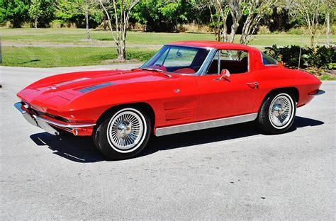 Four Door Corvette by All American Classic Cars 1963 Chevrolet Corvette 2 Door