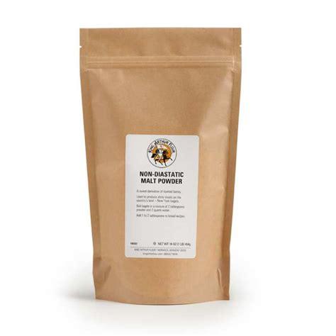 diastatic malt powder  oz