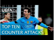 download video Top 10 Counter Attack Goals Including