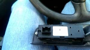 Como Cambiar Control Maestro De Vidrios Jetta A4