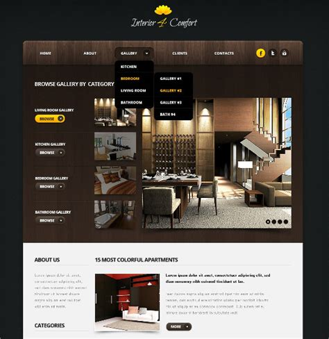 jquery template html 33 best jquery html5 themes templates 2017