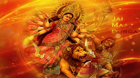 Goddess Durga Latest Hd Wallpapers Download Best Images