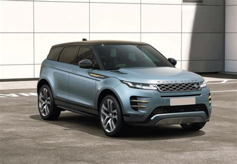 2019 Land Rover Lineup by The New 2019 Range Rover Evoque To Join Range Rover Lineup