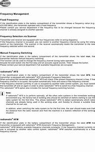 Hbc Radiomatic Micron5 Rfid Remote Control User Manual