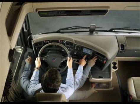 scania international truck   year   interior