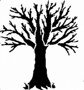Creepy Dead Tree Silhouette - ClipArt Best