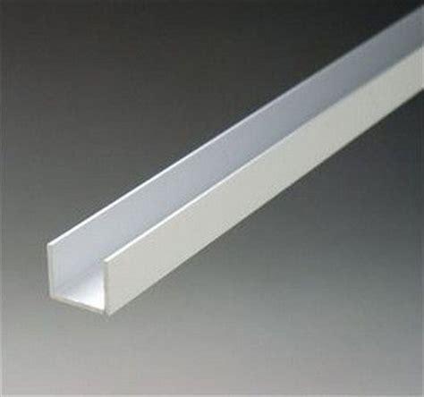 extrusions en aluminium anodis 233 es de profil 233 en u profils en aluminium de cadre