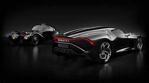 The term tune up is obsolete, as today's vehicles have nothing to tune or adjust. The Classic Reborn: The 18.9$-million Bugatti La Voiture Noire First Look!