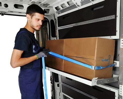 scaffali furgoni scaffalature per furgoni