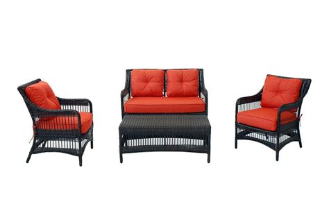 warehouse clearance conversation sets wicker chat sets