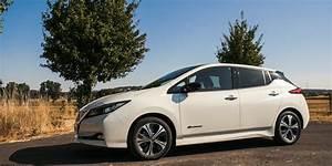Nissan Leaf 2018 60 Kwh : nissan verschiebt vorstellung des 60 kwh leaf ~ Melissatoandfro.com Idées de Décoration
