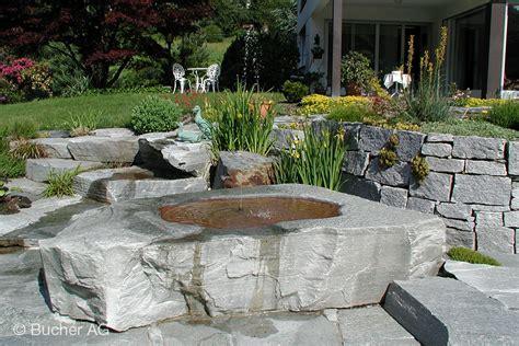 Wasser Im Garten  Biotop, Teich Oder Brunnen Wir Beraten