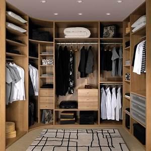 Chambre Dressing : dressing sur mesure ~ Voncanada.com Idées de Décoration