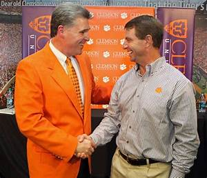 Q&A: Clemson athletic director Dan Radakovich talks Dabo ...