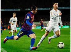 Cristiano Ronaldo Vs Lionel Messi Star Player Players