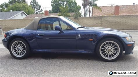 1997 Bmw Z3 2.8l I6 Roadster For Sale In United States