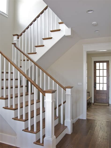 craftsman style staircase craftsman style staircase design pictures remodel decor