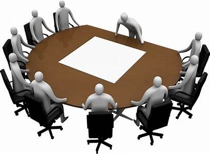 Clipart Meeting Transparent Conference Customer Office Ceo