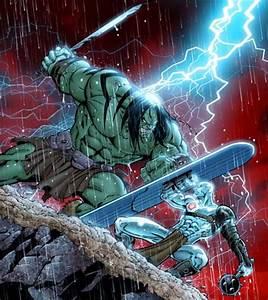 Skaar (Marvel Comics) - Worldwide Comics Encyclopedia Website