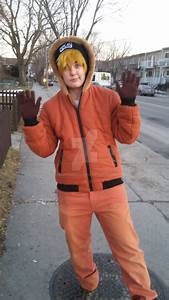 Kenny McCormick (South Park Cosplay WIP) by An0nym0usD on ...