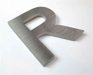 10mm thick brushed stainless steel letters metal letters With stainless steel letters buy online