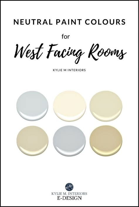 the best paint colours for west facing rooms color