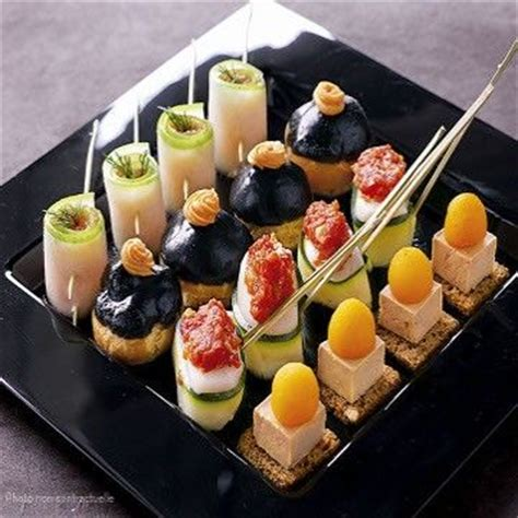 cuisine canapé the s catalog of ideas