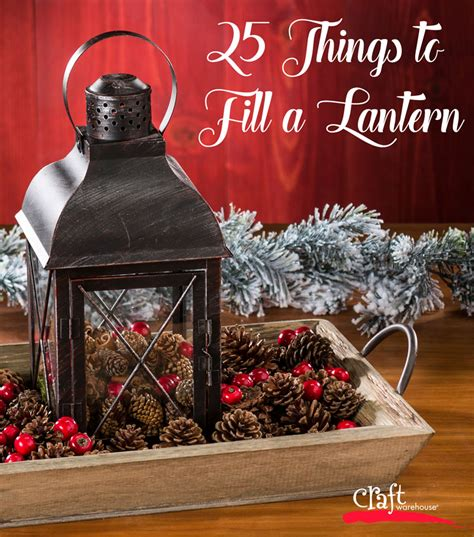 25 Ways you Can Decorate with Lanterns Craft Warehouse