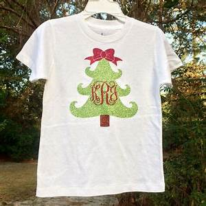 Best Monogram Christmas Shirt Products on Wanelo