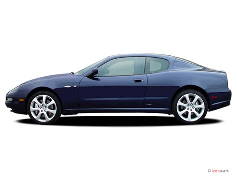 Maserati 2 Door Coupe by Image 2004 Maserati Coupe 2 Door Coupe Cambiocorsa Side