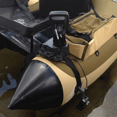 Inflatable Boat Fish Finder by Float Tube Fish Finder Mounts